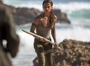 Imágenes oficiales Alicia Vikander como Lara Croft Tomb Raider