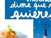 libro paladar. rape salsa naranja ESTA NOCHE DIME QUIERES (Federico Moccia)