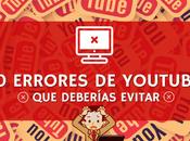 errores Youtube deberías evitar importa tipo canal tengas)