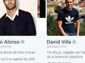 Jugadores fútbol, redes sociales publicidad