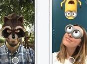 están aquí filtros Facebook Stories