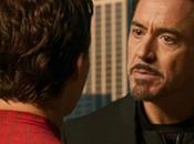 dinámica Stark-Parker número escenas 'Spider-Man: Homecoming'
