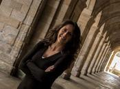 Entrevista María Oruña, autora lugar donde