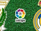 Leganés Real Madrid VIVO Internet Abril 2017