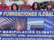 nacido CIELOS LIMPIOS MADRID! nuestra primera ACCIÓN INFORMATIVA sábado abril 11.30 Puerta Alcalá- RETIRO