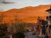 Ruta pueblos rojos Segovia. Riaza