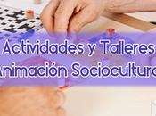 Actividades Talleres Animación Sociocultural