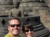 Borobudur; maravilloso templo Java