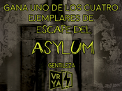 "Sorteo ""Escape Asylum"""