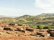 Atlas: vertiginosa cordillera rumbo Sahara Marruecos