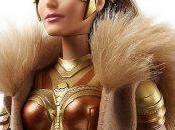Queen Hippolyta Barbie Doll: reina amazonas llegado