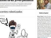Adolescentes robotizados