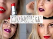 Video: lipstick collection