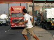 Sanciones para peatones. medida adecuada?
