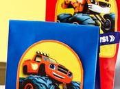 Bolsas chuches Blaze Monster Machines
