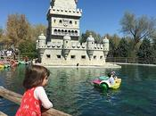 Parque Europa: Plan familiar recomendado Madrid