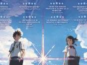 "vínculo invisible inquebrantable Crítica ""Your name"" (2016)"