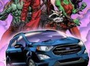 Ford anuncia EcoSport aparecerá Guardianes Galaxia Vol.