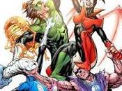 Green Lanterns Group