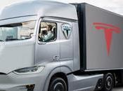 Tesla lanzará camión eléctrico septiembre