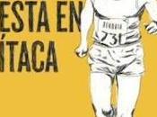 meta está Ítaca, Álber Vázquez