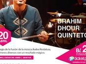 World Music Panamá 2017 presenta: Brahim Dhour Quintet