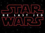 Teaser tráiler Star Wars: últimos Jedi