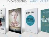 ¡Novedades Ediciones Argentina para abril!