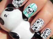 Osito panda para Nail