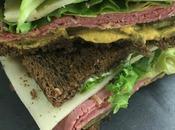 Pastrami Sandwich Martuka)