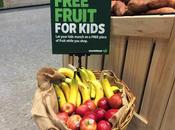 Fruta, verdura niños... mensaje siempre