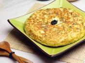 Tortilla bacalao Receta fácil