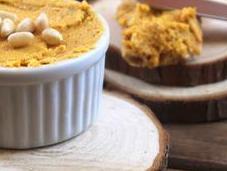 Pate zanahorias piñones (cocina saludable)