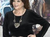 "Claudia Cardinale presenta ""Una viaje Roma"""