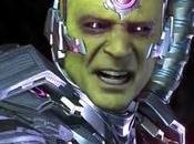 BRAINIAC invade Tierra nuevo trailer INJUSTICE