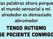 mundo niño autismo:ponte minuto lugar
