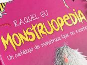 Monstruopedia Raquel FotoReseña