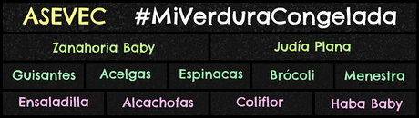 "Recetas verdura congelada para peques: Edición #MiVerduraCongelada ""Canelones Muffins"""