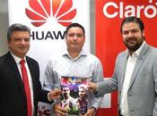Huawei Claro sortearon viaje Madrid