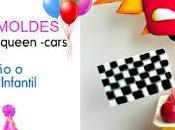 Para niño cumpleaños infantil dulcero foami cars