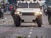 Represión masiva Venezuela