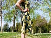 Lemon dress: vestido fiesta Philippa Cocoa