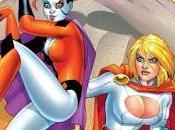 Harley Quinn Power Girl