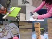 Como hacer Jenga Gigante: piezas medidas