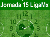 Guía jornada futbol mexicano