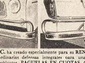 Defensas para Renault