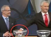 Polémica este gesto sacar bola Atlético sorteo #Champions #Futbol