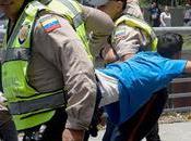 Venezuela muertos represion chavista