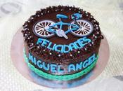 Tarta Bicicleta Lactosa