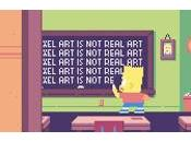 Siempre buen momento para recordar esta delicia pixelada Simpsons
